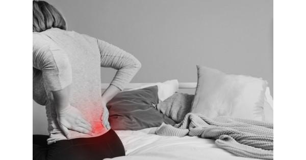 Първа помощ при болки в гърба