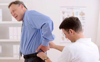 Болестта на Бехтерев е хронична патология на ставите на осевия скелет.
