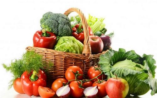 При подагра много полезни са продуктите, богати на ниацин, рибофлавин и витамин С