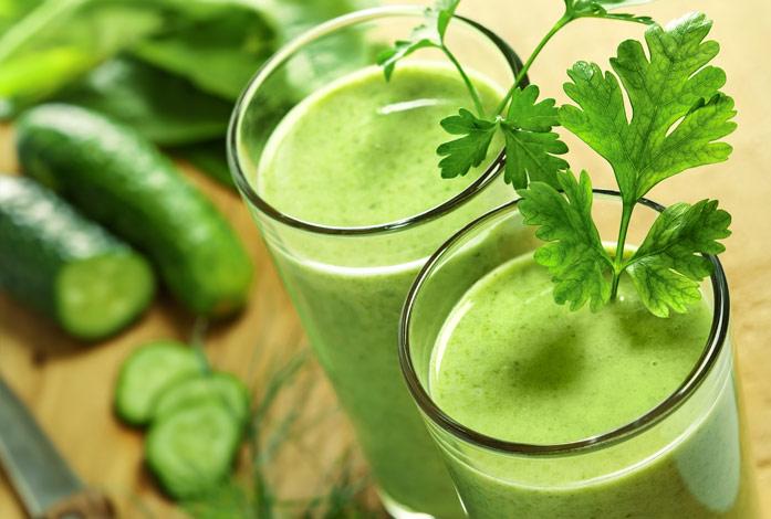 Много полезни за укрепване на ставите са сок от краставици, сок от бреза, калина, диня, грейпфрут, лимон