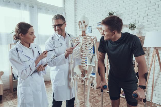 Рехабилитация за гръбначен стълб.