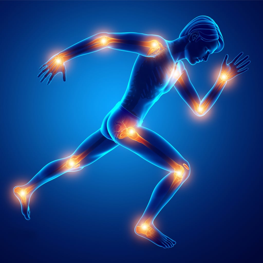 Curcumin е висококачествена хранителна добавка за поддържане здравето на ставите - срещу възпаления, болки, отоци
