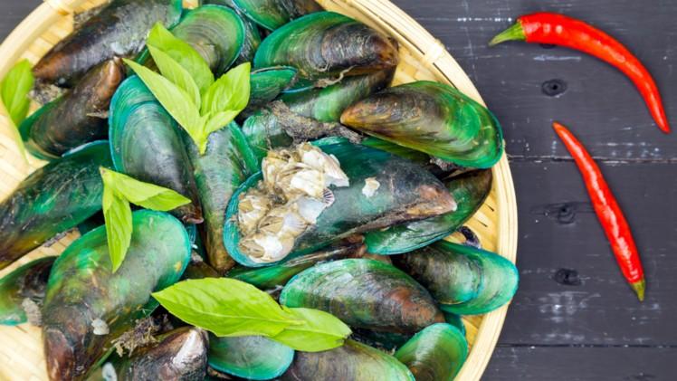 Зеленоуста мида на капсули от Sanct Bernhard поддържа здравето на ставите и помага при ставни болести.